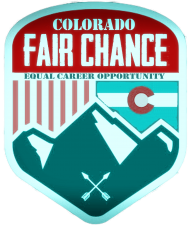The Colorado FairChance Career Fair is August 4 at the Denver-Auraria Campus, 10am to 1pm!  Up to 70 Employers.